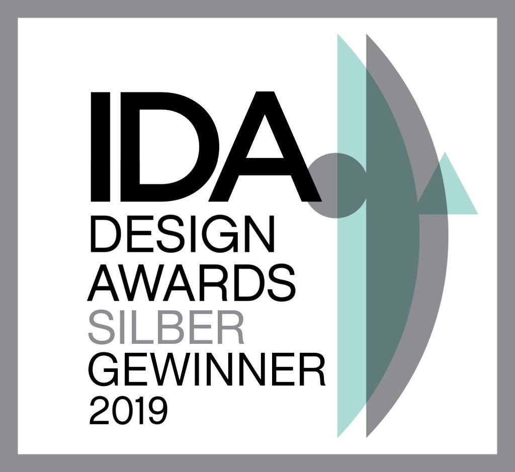 IDA Design Awards Silber Gewinner 2019